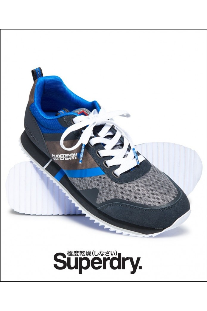 Zapatillas Fero Runner GRIS
